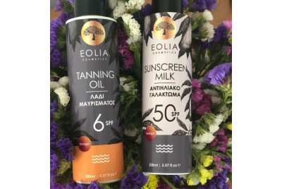 Sunscreen Tanning Oil SPF 6 COMING SOON...