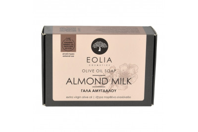 Handmade soap Almond Milk