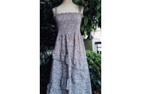 Aalya mint-blue dress
