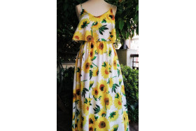 Iliotropio dress