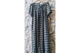 Rosanne dress (blue)
