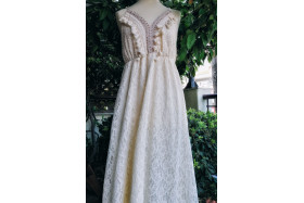 Amelie Bohemian dress