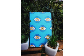 Eye blue Notebook