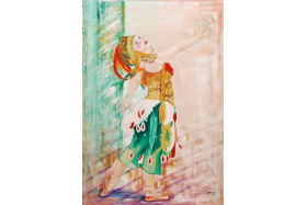 Tracing the Ballet Russe